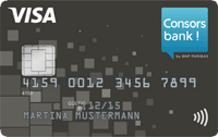 Consorsbank Visa