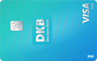 Empfehlung: die DKB Kreditkarte